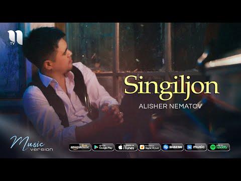 Alisher Nematov - Singiljon (audio 2021)