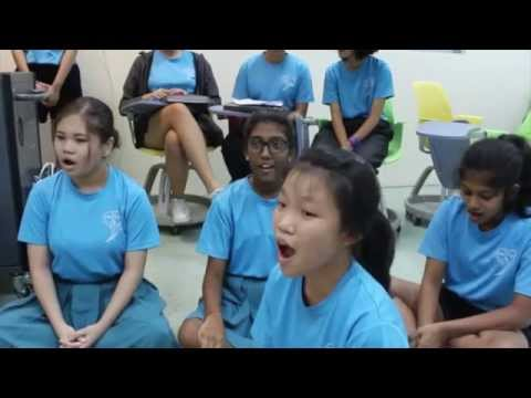 A Song Dedication for Singapore by Swiss Cottage Secondary School