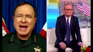 Fox News Sheriff: Weed Is A Gateway... To Killing Sprees!