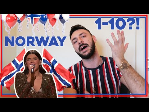 SERBIAN DUDE REACTING TO EUROVISION SONG CONTEST I NORWAY 2020: URLIKKE - ATTENTION