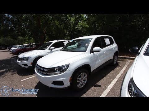 Volkswagen Mt Pleasant >> Reviewing The 2014 Volkswagen Tiguan S Low Country Vw Mt Pleasant Sc