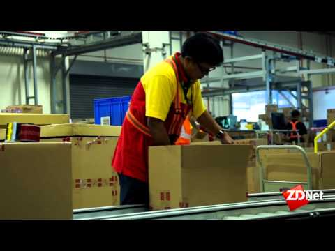 Texas Instruments unveils automated warehouse in Singapore