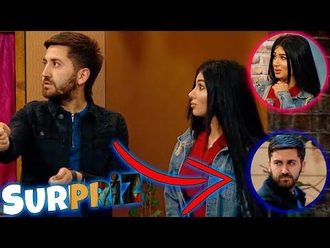 Resul Abbasov Ft. Xanim - Surpriz (Rap) (Gülmeli Sehne) (2019)