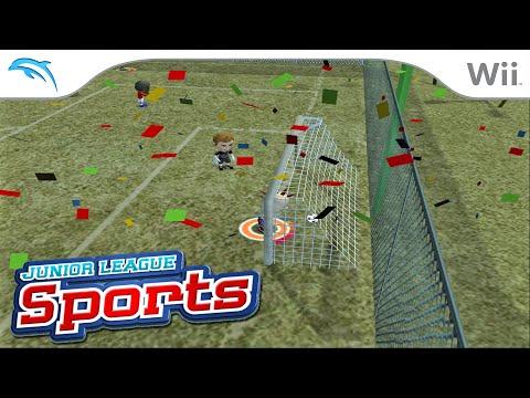 Junior League Sports | Dolphin Emulator 5.0-11861 [1080p HD] | Nintendo Wii