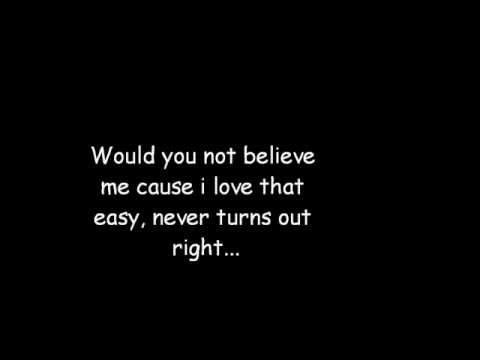 Estelle Ft. Sean Paul - Come Over [On Screen Lyrics]