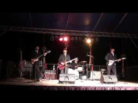 "Annopol - Sobótki 2016 - Zespół The Postman - ""All my loving"" cover The Beatles"