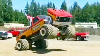 Hilarious Truck and Off Road Fails And Wins