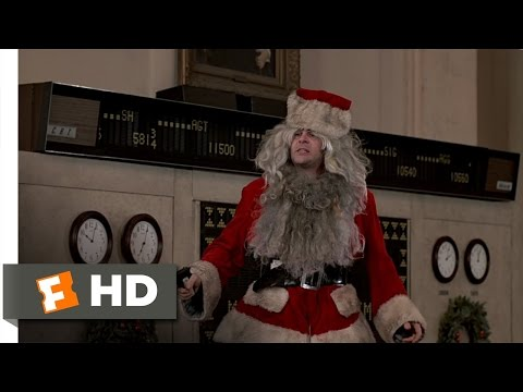 Very Bad Santa - Trading Places (7/10) Movie CLIP (1983) HD