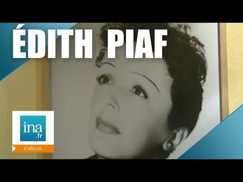 Sur les traces d'Edith Piaf à Belleville | Archive INA
