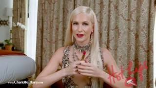 Hot Lips Lipstick feat. Poppy Delevingne : Electric Poppy | Charlotte Tilbury