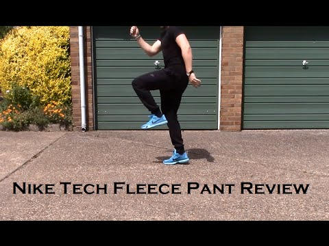 b79ff9381f98 Nike Tech Fleece Pants Review - YouTube