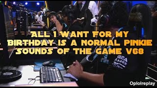 All I Want For My Birthday Is A Normal Pinkie - Sounds Of The Game v68