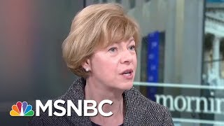 Senator Tammy Baldwin Says Money Spent Against Me Feels 'Personal' | Morning Joe | MSNBC