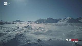 Artico a rischio, la porta del frigo è stata lasciata aperta - Presadiretta 10/09/2018