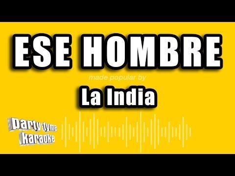la-india---ese-hombre-(versión-karaoke)