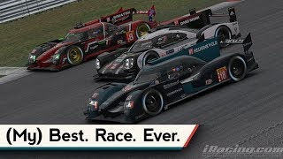 iRacing : (My) Best. Race. Ever. [No Comm] (R18 @ COTA)
