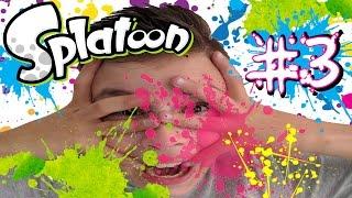 GEVLUCHT VAN DE EXPOSEHEID?! | Splatoon #3 (WiiU)