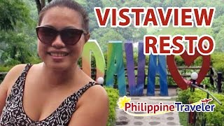 Does Vista View Resto have the best view of Davao?