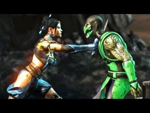 Brutality Segura a Onda da Kitana: Mortal Kombat X thumbnail