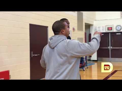 We visit Hazel Park Basketball for a little preseaon Pump-Up action.