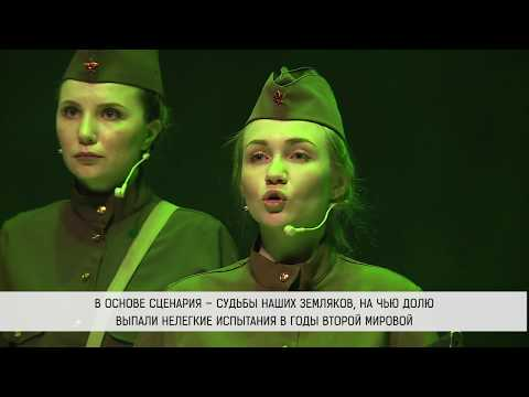 """Праздничный концерт от ДК """"Октябрь"""""""