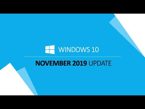 Windows 10 November 2019 Update — лучшая версия Windows 10