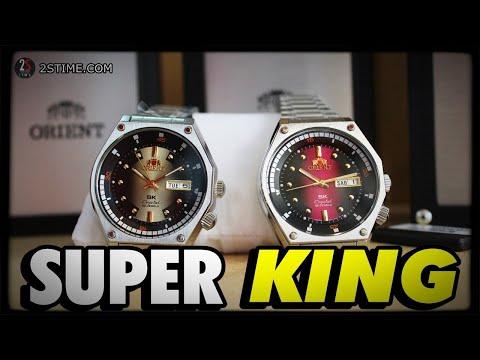 Orient Super King (SK) Diver Retro   Best Vintage Watch Under 300
