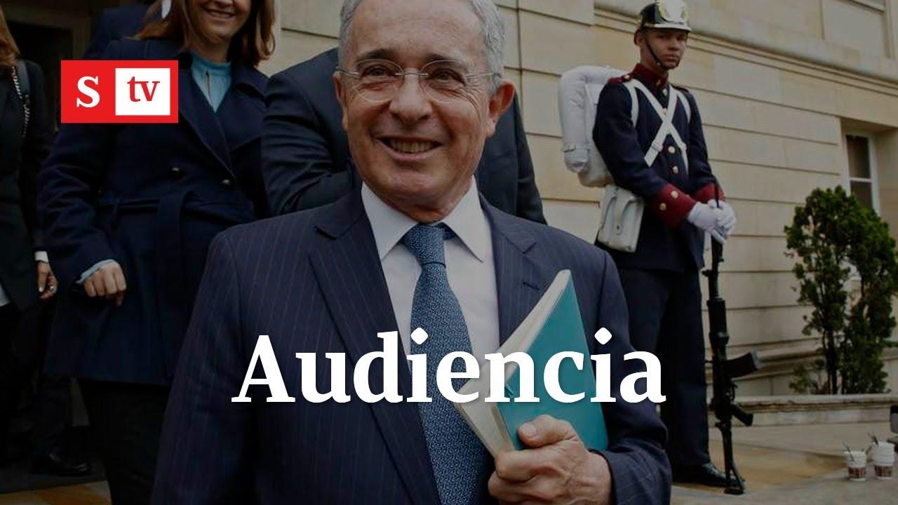 Download Parte 2: Caso Uribe: nueva capítulo en la audiencia de preclusión | Semana Noticias