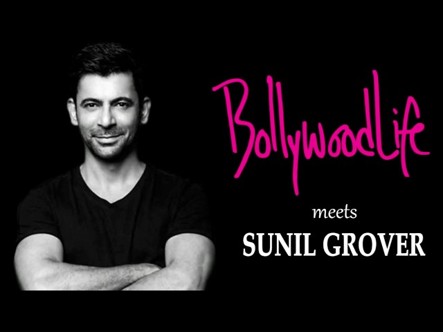 EXCLUSIVE | Bollywoodlife meets Sunil Grover for Coffee with D