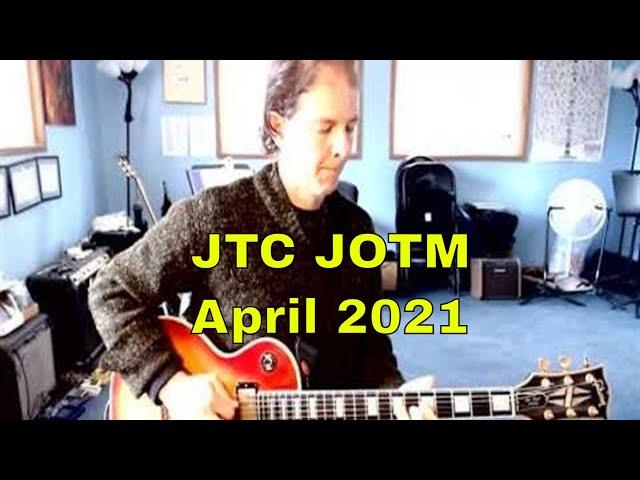 JTC JOTM April 2021   Jam Track Central Jam of the Month