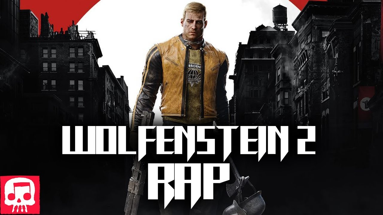"WOLFENSTEIN 2 RAP by JT Music - ""Terror Billy"" thumbnail"
