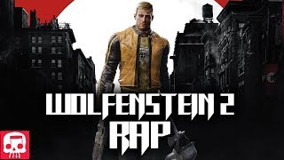 "WOLFENSTEIN 2 RAP by JT Music - ""Terror Billy"""