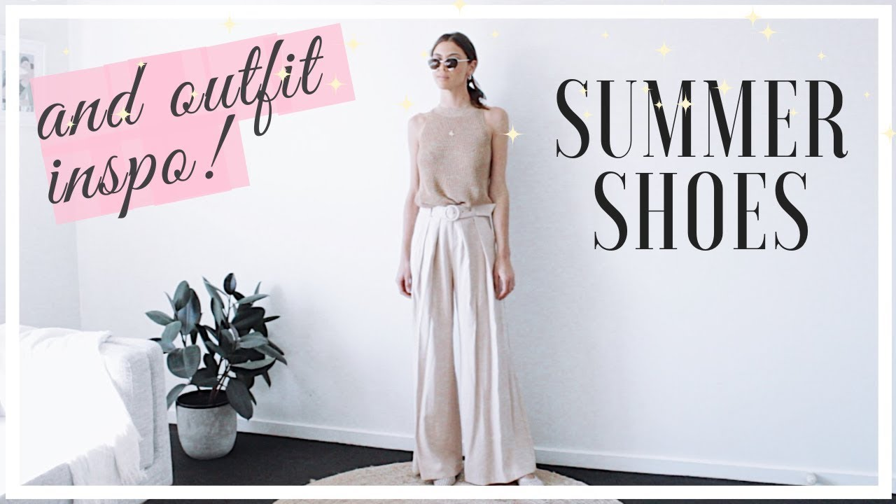 Top 6 Shoes for Summer 2019 | & LOOKBOOK