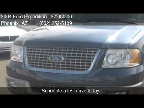 2004 Ford Expedition Eddie Bauer For Sale In Phoenix Az