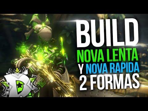 Warfame: Build Nova/Prime 2 Formas // Warframe español