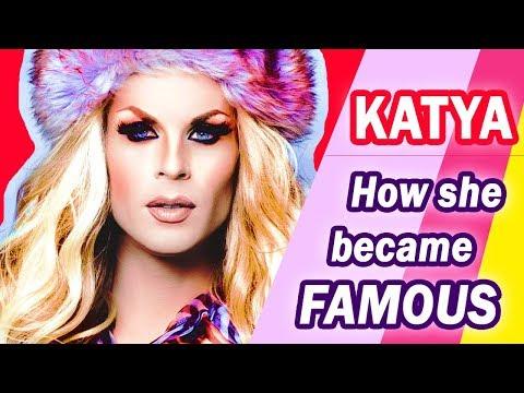 KATYA ZAMO - HOW SHE BECAME FAMOUS