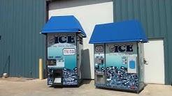 Kooler Ice Vending Machines - IM600XL vs. IM1000