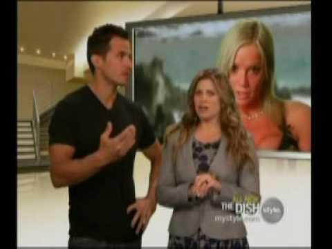 "Antonio Sabato Jr. stops by The Dish to promote ""My Antonio"" airing Sundays at 10pm on VH1"