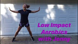 Fun and easy to follow low impact aerobics for beginners and seniors!