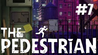 КРЫША #2 ►The Pedestrian ► #7