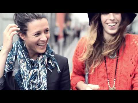 Garance Doré and Lou Doillon for Free People