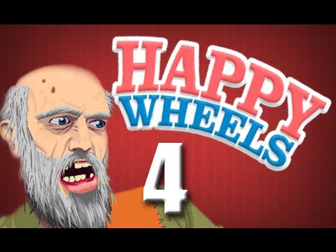 Happy Wheels W Fawdz Ep 4 Youtube