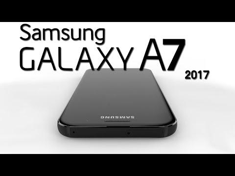 Обзор Samsung Galaxy A7 2017 SM-A720