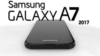 обзор Samsung Galaxy A7 2017 Duos SM-A720 Black из Rozetka