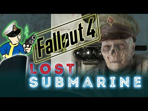 "Finding the Secret Chinese Submarine ""Yangtze"" Location in Fallout 4"