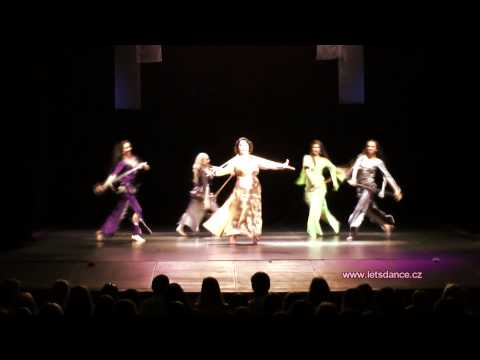 Let's Dance 2012 - Top Czech Bellydance Stars