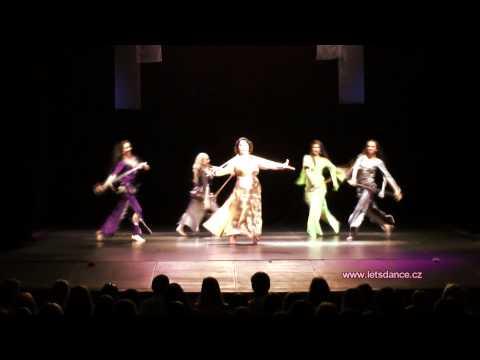Let's Dance 2012 - Top Czech Bellydance Stars
