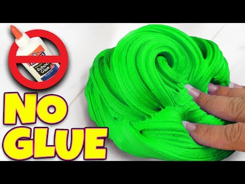 Testing the Best 15 No Glue Slime Recipes! Water Slime, Cloud Slime, Fluffy Slime