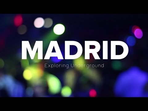 EXPLORING UNDERGROUND MADRID (Full Documentary)