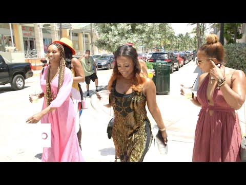 RHOA: Things Heat Up For The Atlanta Housewives In Miami (Season 11, Episode 2) | Bravo
